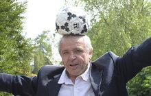 Fotbalová legenda VÍZEK (63): Malý důchod a veselka!
