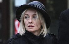 Veronika Žilková v slzách! Nečekaně zemřel její bývalý manžel (†55), zabila ho…