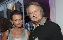 Režisér Jiří Adamec: Nový luxusní palác za miliony!