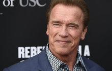 Arnold dva měsíce po operaci: Srdíčko už šlape?