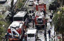 Další pumový útok v Istanbulu: 11 obětí!