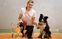 Irena Ištvánková (35) se s fenkou Laylou věnuje dogdancingu: Tanec se psem je náročný!