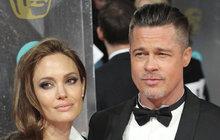 Rozvod Pitta a Jolie? Stěhuje se bez Angeliny!