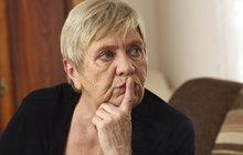 Jaroslava Obermaierová (71): Po úrazu bolestivé Vánoce...POHYB JEN NA CHODÍTKU