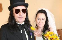 Novomanžel Brichta: Pojistil se předmanželskou smlouvou!