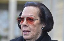 Legenda Yvonne Přenosilová (69): Proč se skrývá před světem?