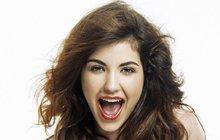Zpěvačka Celeste Buckingham (21): Mezi naháči už ve dvanácti!