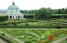 Za romantikou do zahrad I: Vydejte se na prázdninový výlet do Kroměříže!