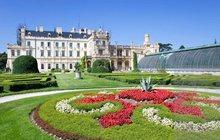 Za romantikou do zahrad II: Lednicko-valtický areál okouzlí řadou pozoruhodných staveb!