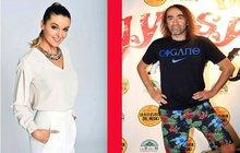 Moderátorské duo Iva Kubelková (39) a Jakub Kohák (41): Tajné rande pod deštníkem!