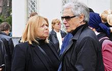 Hvězda Kameňáku Josef Laufer (76): Jeho lásce Ireně selhávají ledviny, játra i mozek!