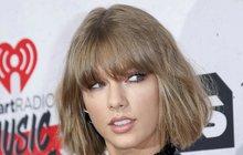 Sexy proměna »plochodrážnice« Taylor Swift: Na nová prsa  sbalila nového 007?!