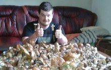 Ohromující houbařský úlovek v Česku! To musíte vědět!
