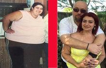 Vážila 215 kilogramů! Její tělo fungovalo jako živý airbag!
