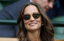 Necudný Wimbledon: Pippa ukázala víc, než chtěla!