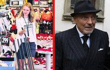 Gottova dcera Lucie (28): Exkluzivní zpověď! Proč dělám prodavačku!