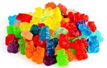 Den gumových medvídků: Tloustne se po nich!