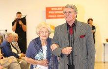 Nejstarší Češka: Modelkou ve 102 letech!