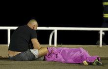 Krvavý masakr ve francouzském Nice! 84 mrtvých a desítky zraněných!
