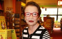 Hana Maciuchová (70): Bez divadla nemůže žít!
