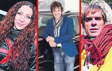 Spolek slavných »šílenců«: Nebojí se rychlých aut ani skoků bez padáku…