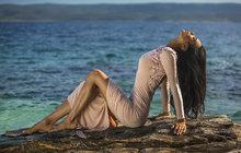 Noidova manželka Gábina: Sexy jako mořská panna!