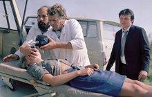 Tajemství děsivé letecké katastrofy ze seriálu Sanitka: Všechno bylo jinak!