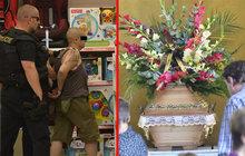 Poslední sbohem Haně H. (†54), oběti vražedkyně z hypermarketu!