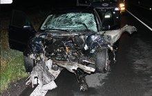 Tragická autonehoda: Rodiče (†42 a †43) zemřeli, dcerka (3) je zraněná!