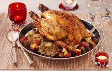 Jednoduché a vynikající kuřecí maso: Ořechová nádivka vás nadchne!