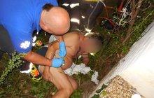 Zachránili seniora (70): Tělem mu projela železná tyč!