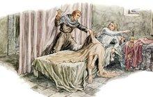 Před 710 lety, 4. srpna 1306, zavraždili v Olomouci krále Václava III. (†16): Tak vymřel jediný  český královský rod!