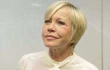 Švandová (69) v nemocnici: Tají operaci!