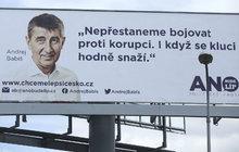 Předvolební billboardy? Chyby, které stojí miliony!