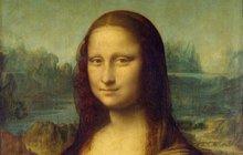 Test pro vás: Mona Lisa ví, jak se cítíte