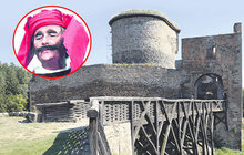 Hrad z pohádky Ať žijí duchové dostal speciální střechu!
