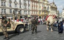 Opravdu blbý vtip: Invaze islamistů v Praze!