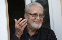Herec Brabec (82) se obul do ČT: Poprvé řeknu jednu věc nahlas!