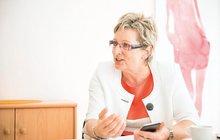 DRZOST! Vzkaz Čechům od ministryně Novákové: Za drahá data si můžeme sami