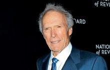 Plodný Clint Eastwood: 6 žen mu porodilo 8 dětí!