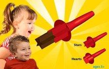 Galerie ujetých hraček: Formičky na výkaly, těhotné mimčo atd.