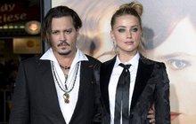 Johnny Depp a Amber Heard rozvedeni: On dostane domy a 42 aut, ona 2 psy!