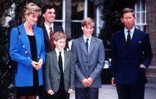 Poslední telefonát Lady Di (†36): Synové poprvé promluvili!