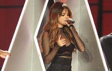 Sexy Selena Gomez zrušila koncert v Praze: Úzkost, deprese, záchvaty paniky!