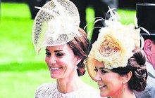 Kate a Mary jako dvojčata aneb Jak se klonují princezny!