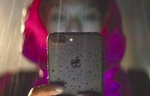 Nový iPhone 7: Vodotěsný, ale... Přejete si černý, nebo... Černý?