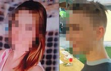 Zmizení Daniela (16) a Jany (13) z Litoměřicka: Unesl je muž s pistolí!