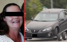 Volala policii z kufru auta! Nalezli ji ale už mrtvou...