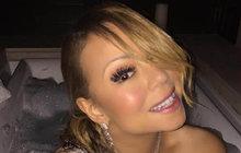 To je odvaha: Mariah Carey (46) ukázala prsa!