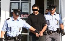 Janu (14) a Dana (17) věznil v garáži: Únosce dnes stane před soudem!